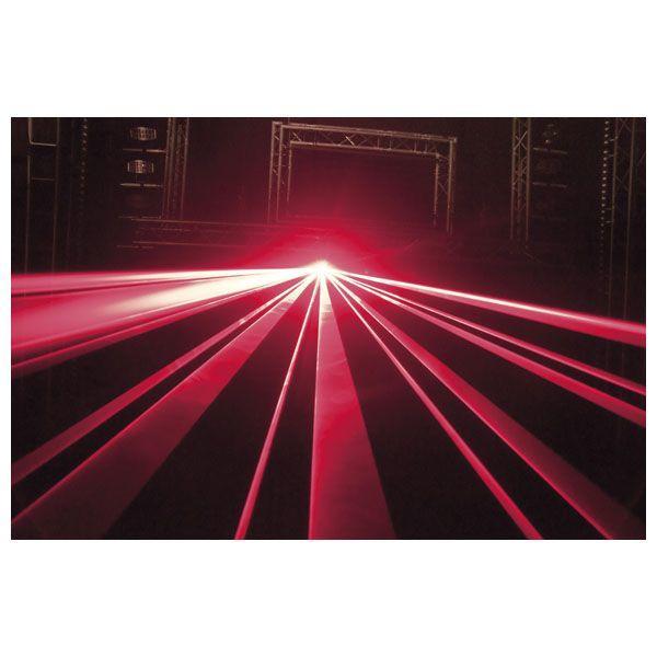 SHOWTEC - GALACTIC RGY-140 MKII - Laser 140mW rosso verde giallo