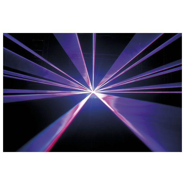 SHOWTEC - GALACTIC RBP-180 - Laser 180mW rosso blu viola