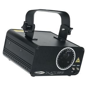 SHOWTEC - GALACTIC RGB 300 - 300mW, motore passo-passo