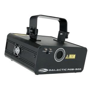 SHOWTEC - GALACTIC RGB-300 VALUE LINE - Laser RGB da 320W con telecomando a infrarossi