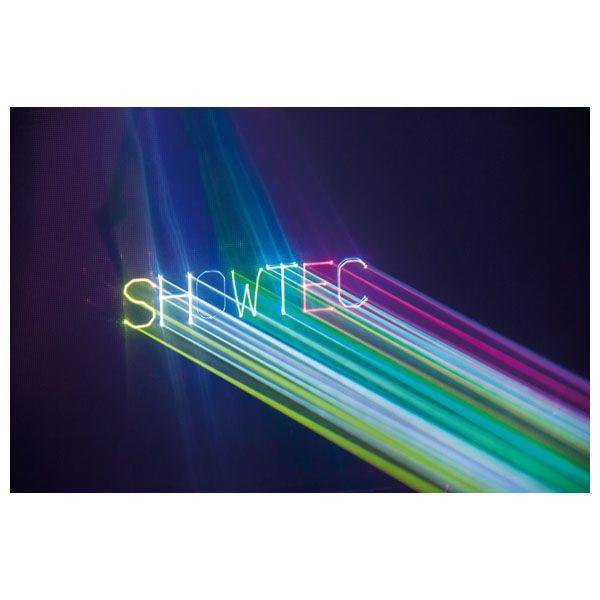 SHOWTEC - GALACTIC TXT