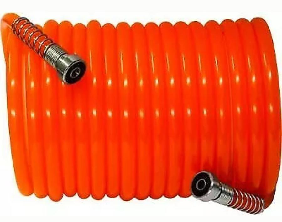 Tubo a spirale raccordato ø mm 6x8 - mt 10