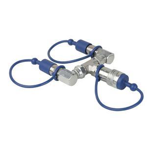 SHOWTEC - CO2 3/8 Q-LOCK 2-WAY COMBINER