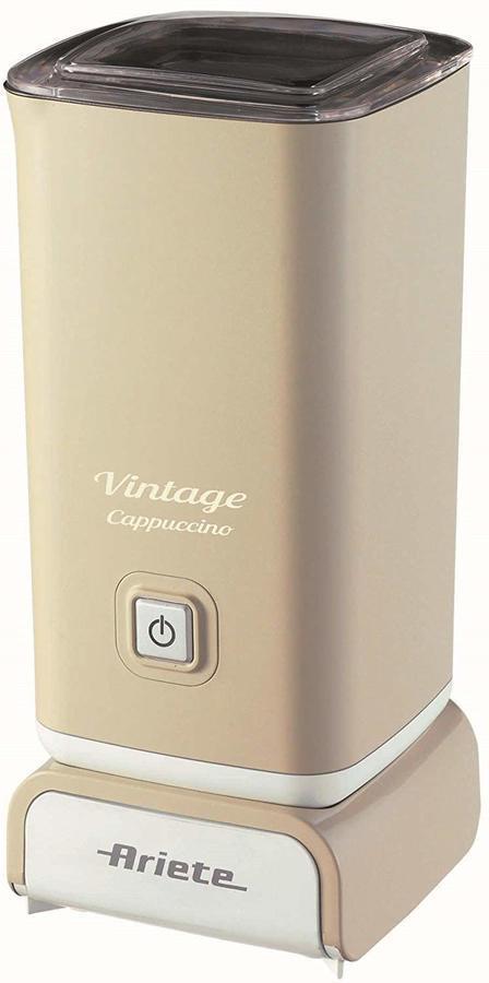 ARIETE Cappuccinatore elettrico Vintage 2878 Beige 500W