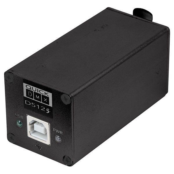 SHOWTEC - QUICK DMX D512S