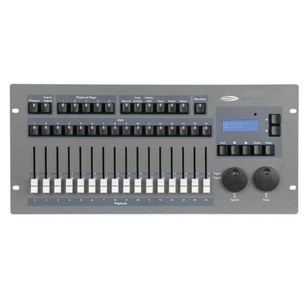 SHOWTEC - SM-16/2 FX