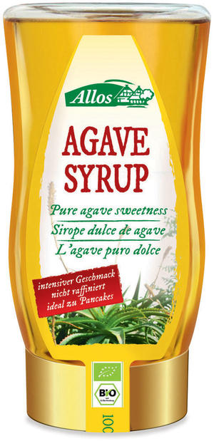 Sciroppo d'agave, Allos, 250 ml