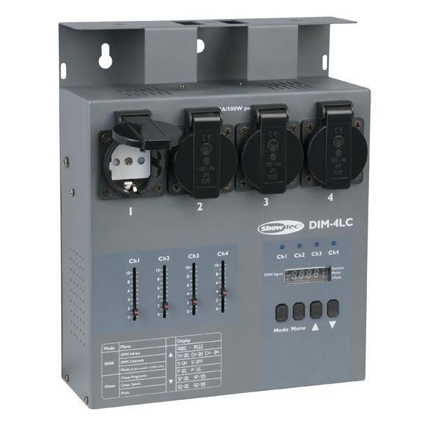 SHOWTEC - DIM-4LC / 4