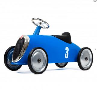"""Cavalcabile in Metallo """"Legend Blu"""" per Bambini della Linea I Riders di Baghera 844"""