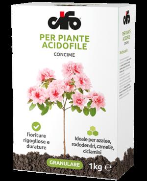 Concime Granulare Piante Acidofile Cifo 1 Kg