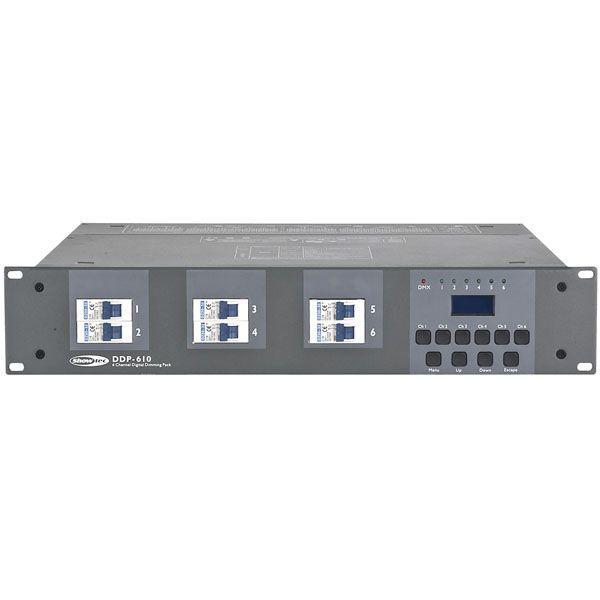 SHOWTEC - DDP-610T / 610S / 610M