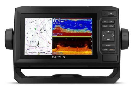 Garmin ECHOMAP UHD 62cv con Trasduttore GT24-TM - Offerta di Mondo Nautica  24