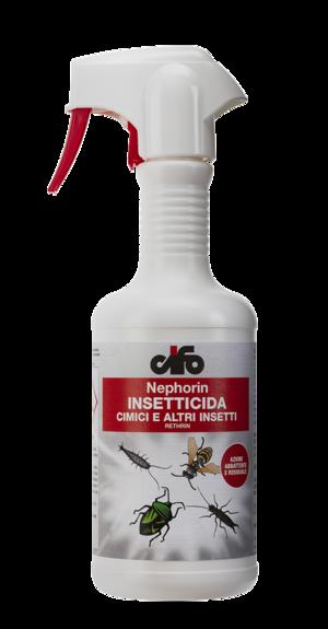 Biocida Nephorin contro Cimici Cifo 500 ml
