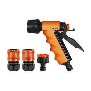 Starter Kit 1/2'' + Pistola Ergo Claber