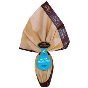 Uovo di Cioccolato al Latte senza zucchero