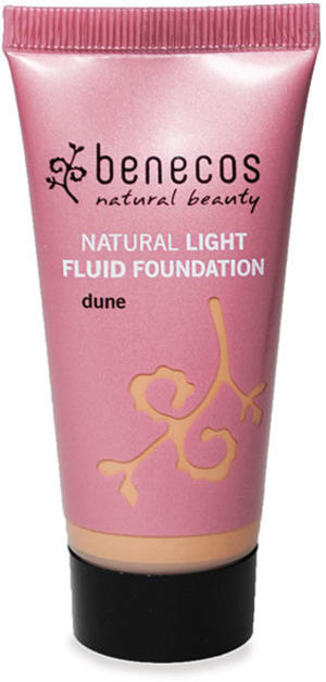 Fondotinta fluido light - dune, Benecos, 30 ml