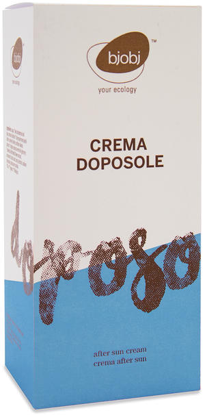 Sole - crema doposole, Bjobj, 150 ml