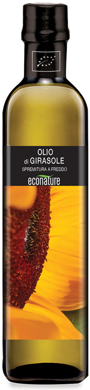 Olio di girasole, Eco nature, 750 ml