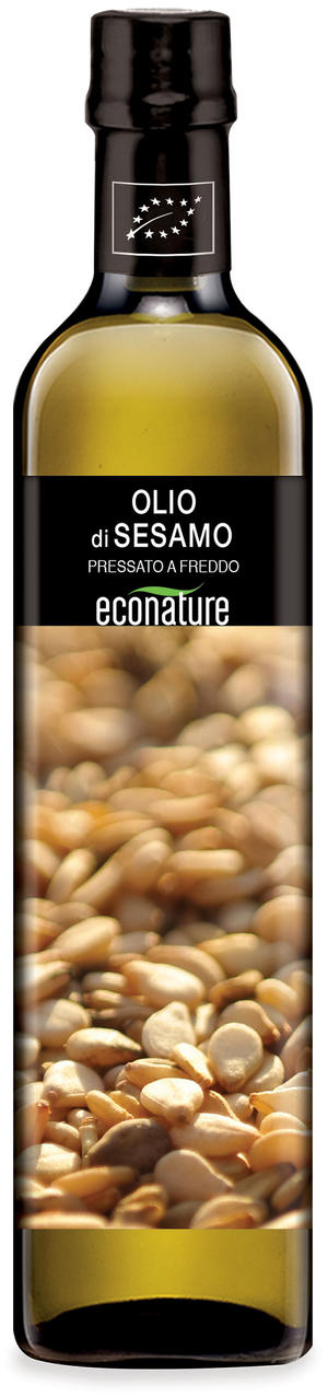Olio di sesamo, Eco nature, 500 ml