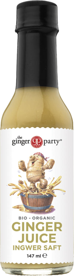 Succo di zenzero da cucina, Ginger party, 147 ml