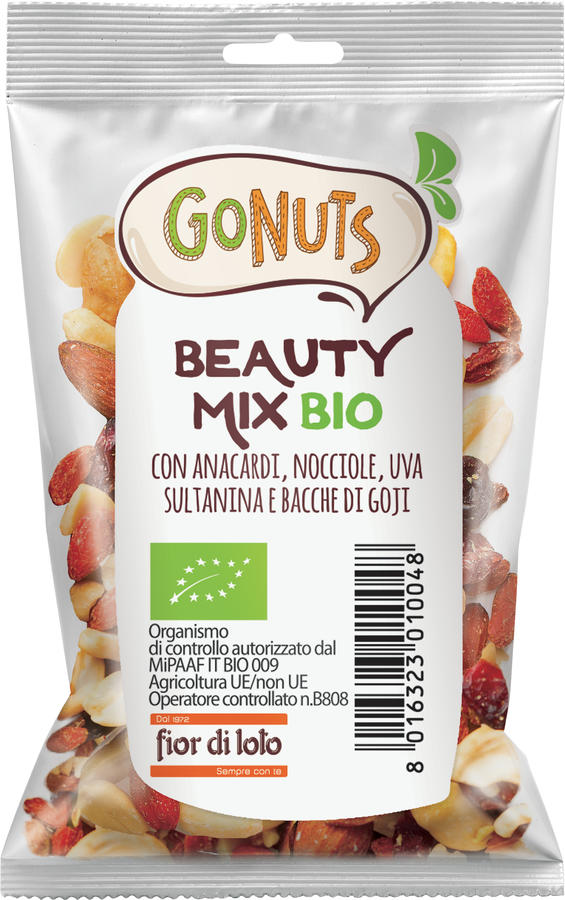 Beauty mix, Gonuts, 25 gr