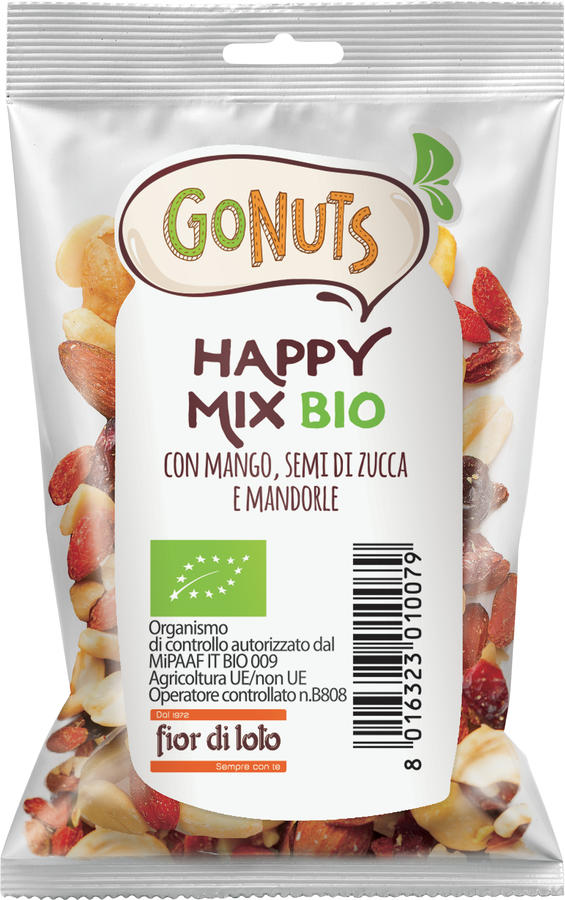 Happy mix, Gonuts, 25 gr