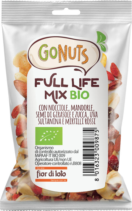 Full life mix, Gonuts, 25 gr