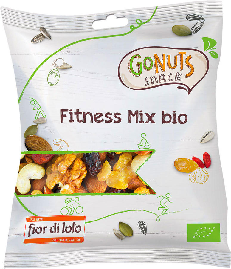 Fitness mix, Gonuts, 30 gr