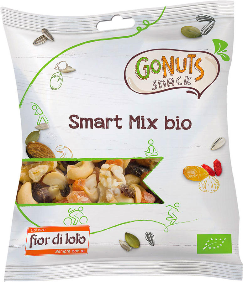 Smart mix, Gonuts, 30 gr