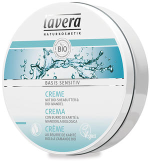 Basis sensitiv - crema all around, Lavera, 150 ml