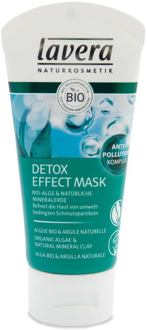 Hydro effect - detox effect mask, Lavera, 50 ml