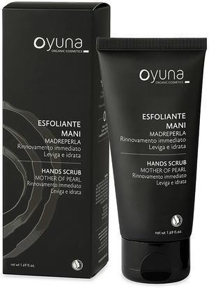 Madreperla - esfoliante mani, Oyuna, 50 ml