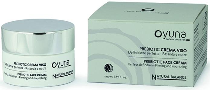 Prebiotic - crema viso, Oyuna, 50 ml