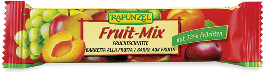 Barretta fruit mix, Rapunzel, 40 gr