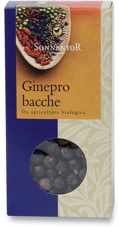Ginepro in bacche, Sonnentor, 35 gr