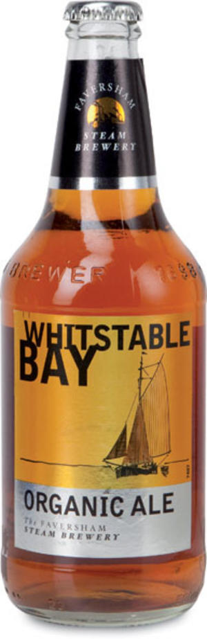 Birra whitstable bay (organic ale), Whitstable bay, 500 ml