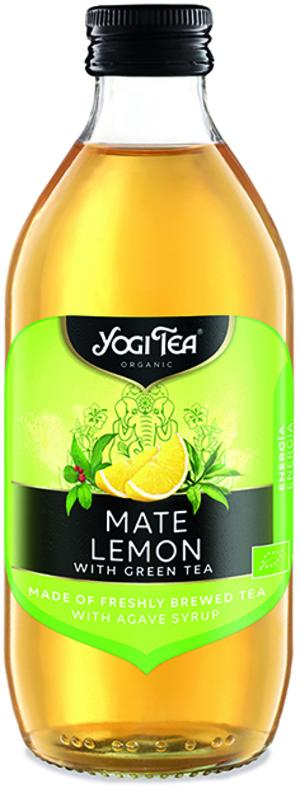 Bevanda ready to drink - mate lemon, Yogi tea, 330 ml
