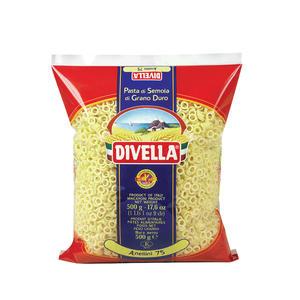 Anellini n. 75 Divella 500 gr