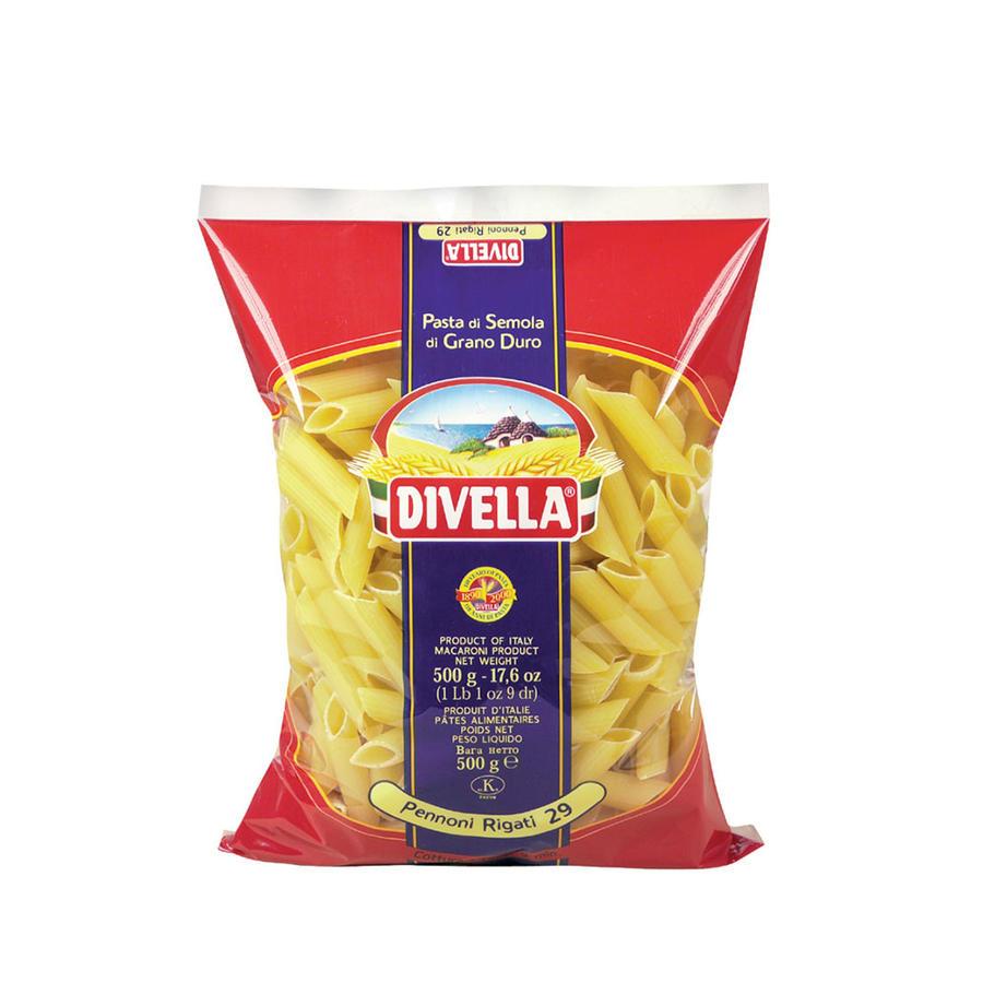 Pennoni Rigati n. 29 Divella 500 gr