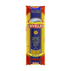 Bucatini n. 6 Divella 500 gr