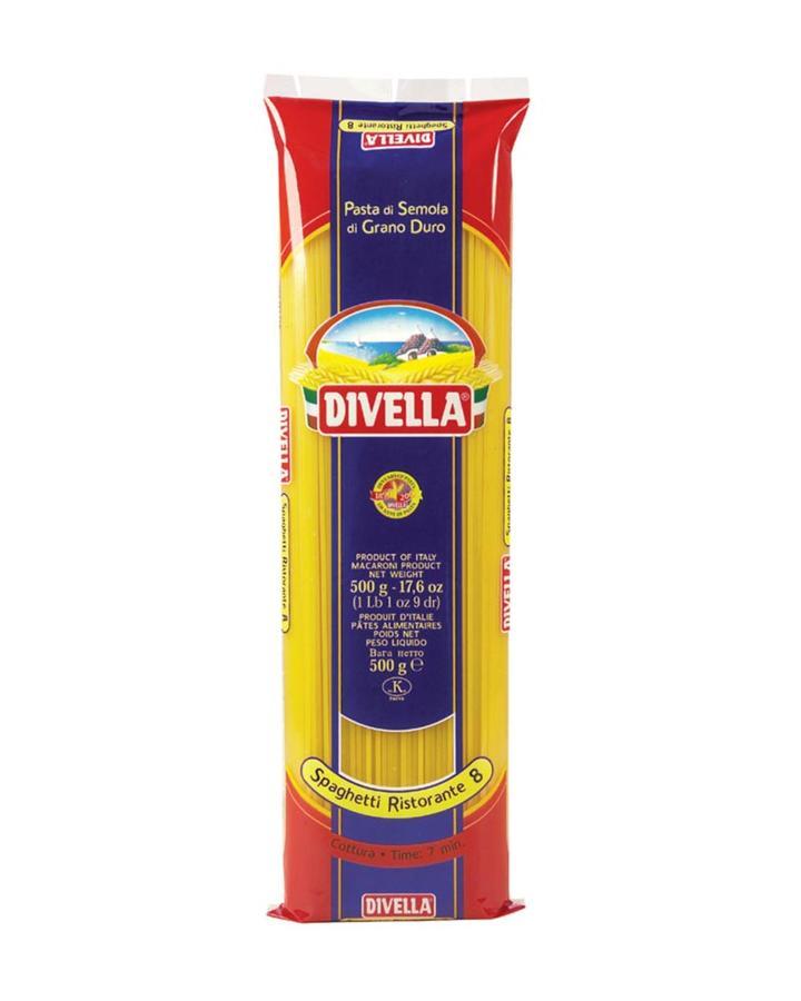 Spaghetti n. 8 Divella 500 gr