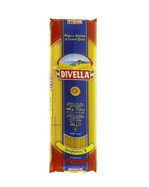Spaghettini n. 9 Divella 500 gr