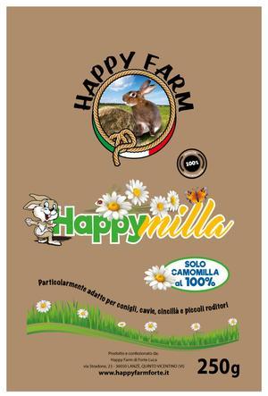 Happy MIlla Happy Farm - Camomilla 100%