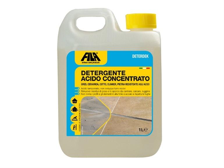 Fila DETERDEK PRO- Disincrostante acido per pavimenti lt 1