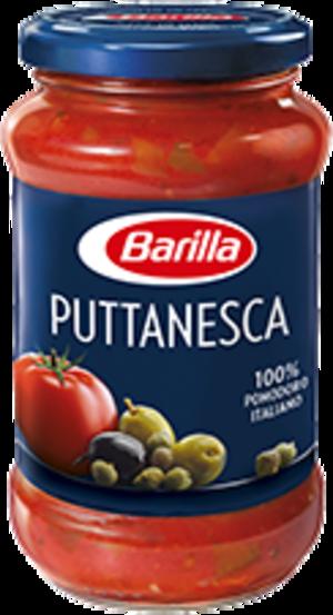 Sugo alla Puttanesca Barilla 400 gr