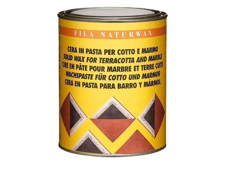 Cera in pasta per cotto e marmo FILA NATURWAX NEUTRA 1 lt