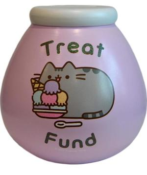 Pusheen - Treat fund money pot