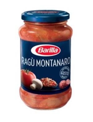 Sugo al Ragù Montanaro Barilla 400 gr
