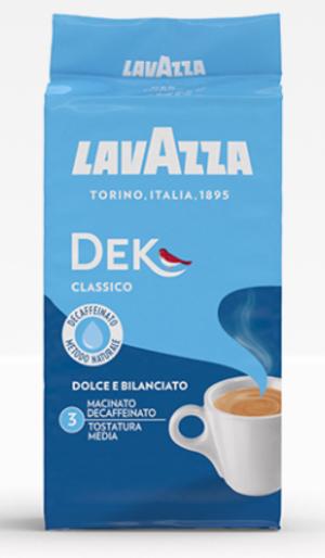 Caffé Dek Lavazza 250 gr