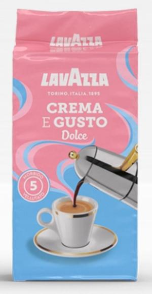 Caffé Crema e Gusto Dolce Lavazza 250 gr